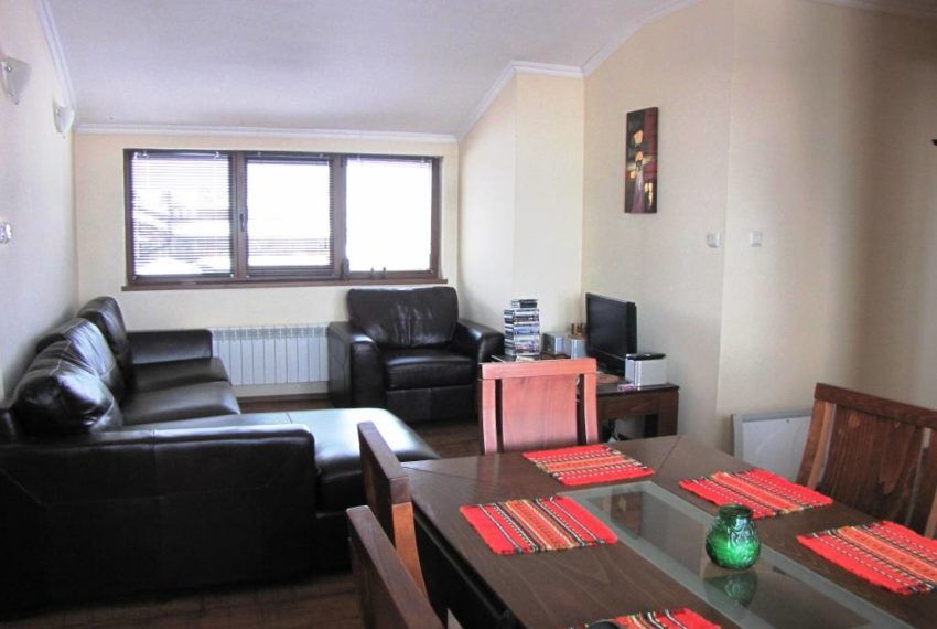 2 bedroom apartment for sale in Sapphire Residence, Bansko