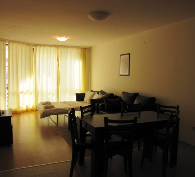 PBA1229 2 bedroom apartment for sale in Aspen Golf near Bansko