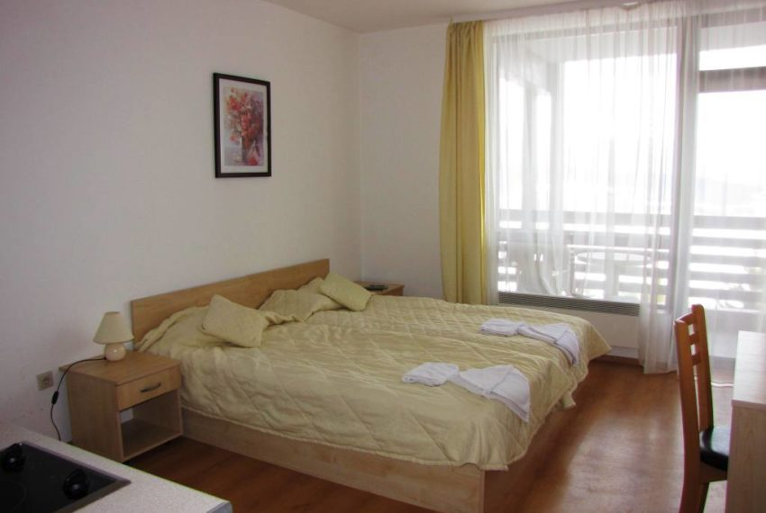 Studio apartment for sale in Aspen Golf, Bansko
