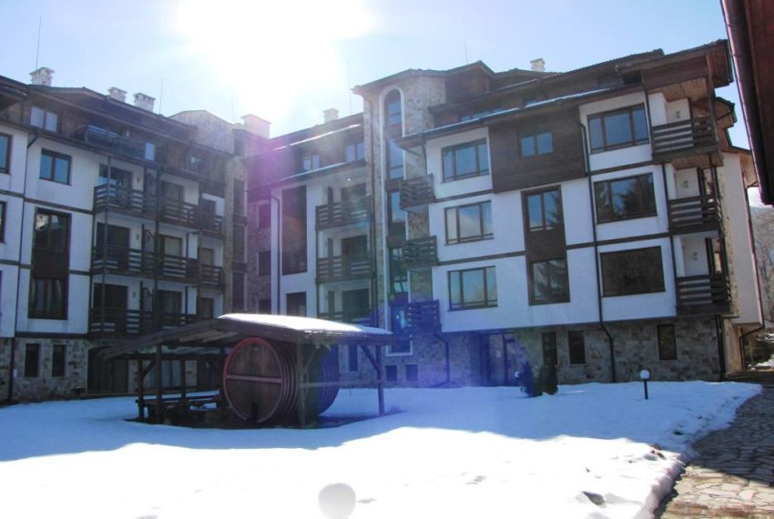 1 bed apartment for sale in Sapphire, Bansko