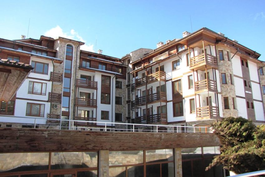 1 bed apartment for sale in Sapphire Residence, Bansko