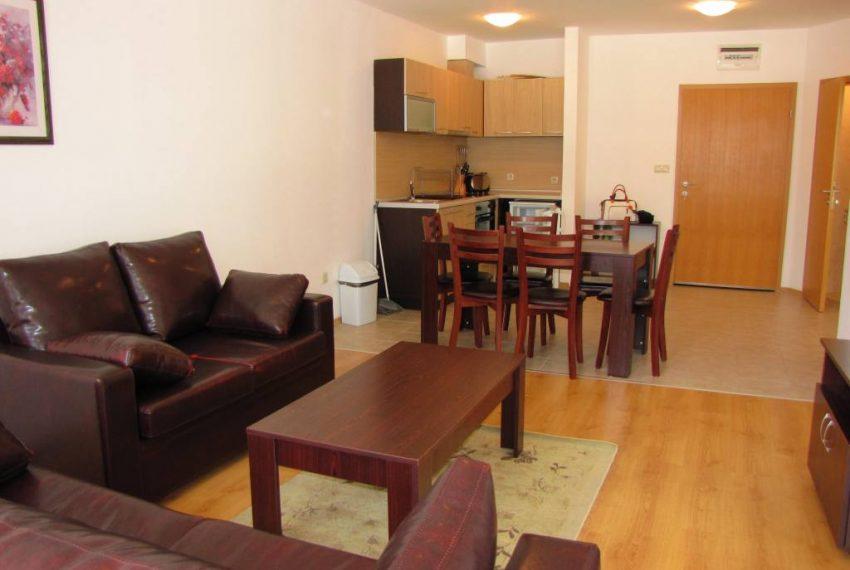 2 bedroom apartment for sale in Aspen Golf near Bansko