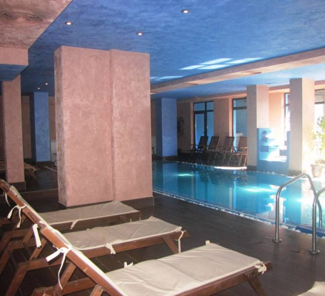 PBA1231 Studio apartment for sale in Cornelia Boutique Hotel & Spa near Bansko