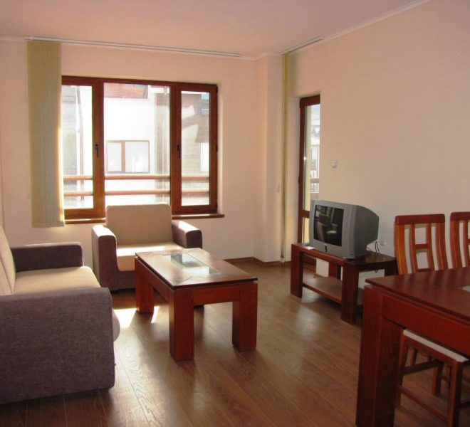 PBA1232 1 bedroom apartment for sale in Cedar Lodge 1, Bansko