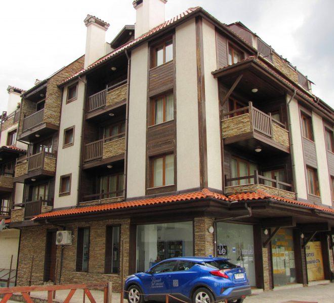 PBA1244 1 bedroom apartment for sale in VIP City, Bansko
