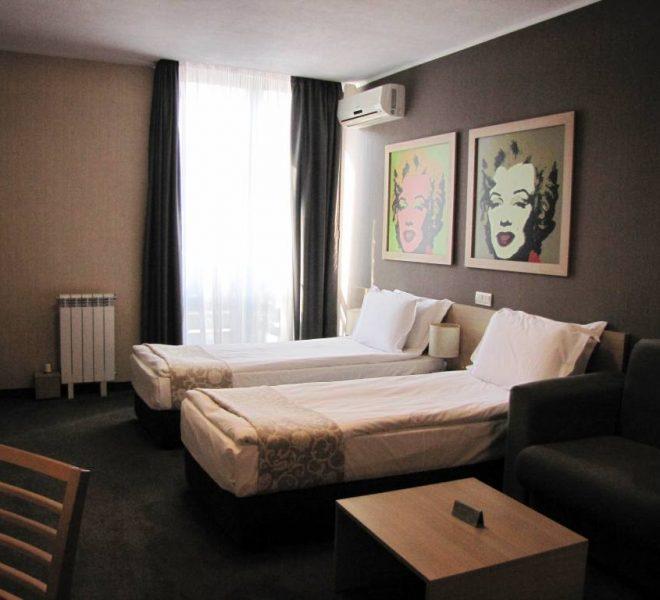 PBA1257 studio apartment for sale in Lucky Bansko Spa, Bansko