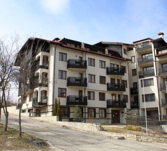 1 bedroom apartment for sale in All Seasons Club Bansko