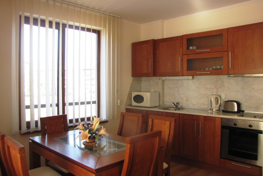 2 bed flat for sale in bansko