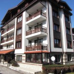 Quality 1 bed apartment for sale in Bansko