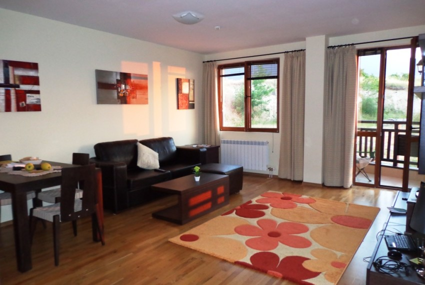 PBA1055 1 Bed Apartment for Sale in All Seasons Club Bansko