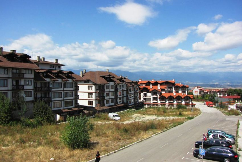 PBA1075 1 bed apartment for sale in Pirin Palace Bansko
