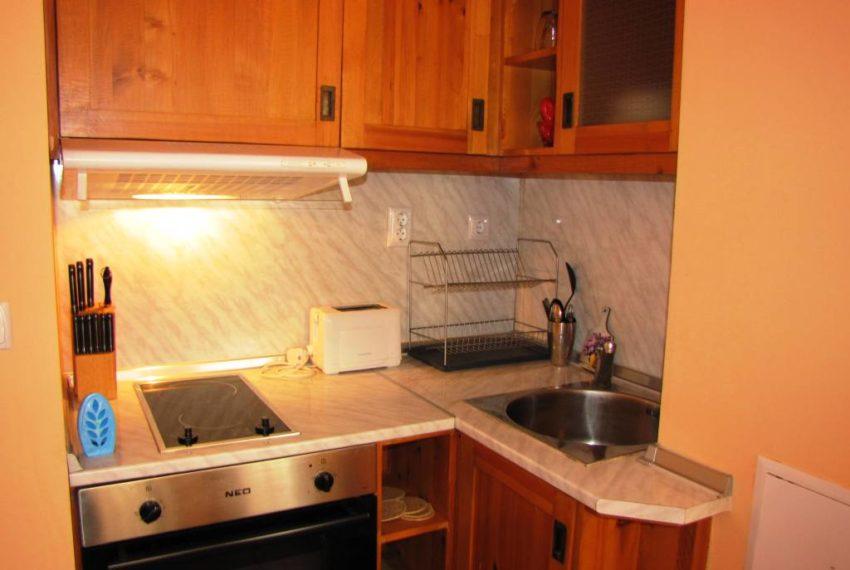 PBA1084 2 bedroom apartment for sale in Murphys Lodge Bansko