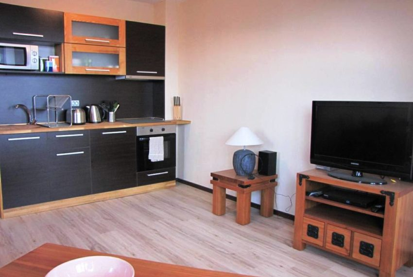 PBA1102 1 bed apartment for sale in All Seasons Resort Bansko