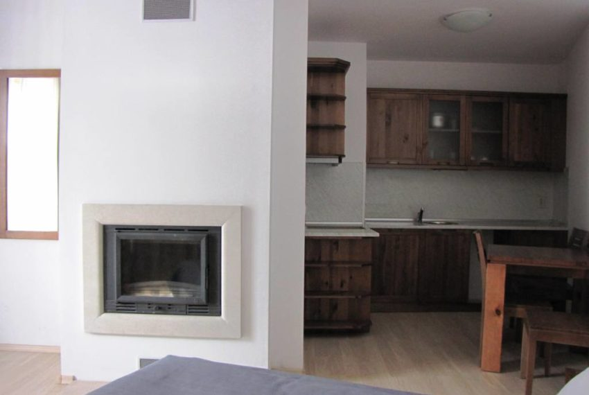 PBA1103 Studio for sale in Bansko