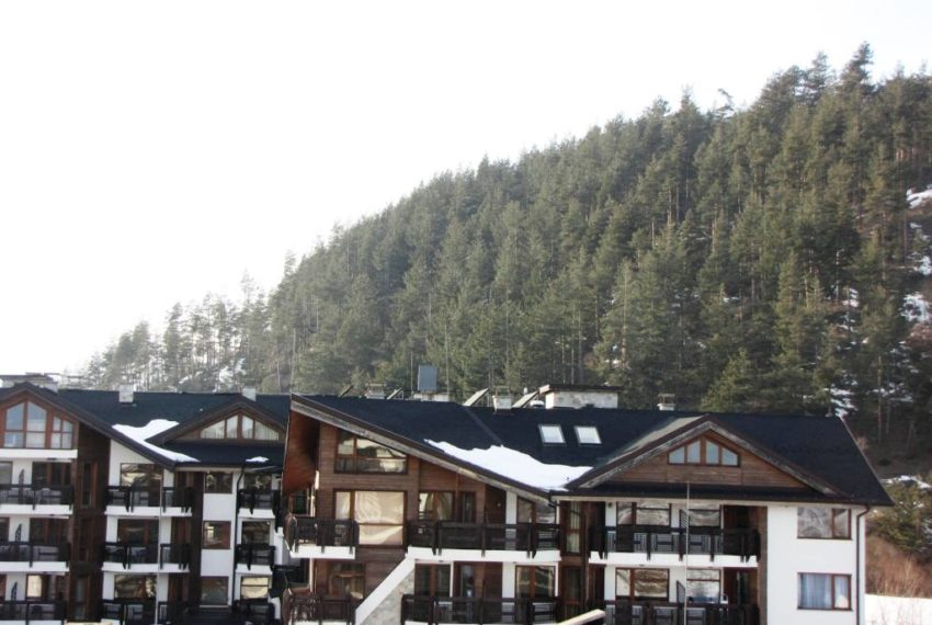 PBA1109 Studio for sale in Aspen Valley near Bansko