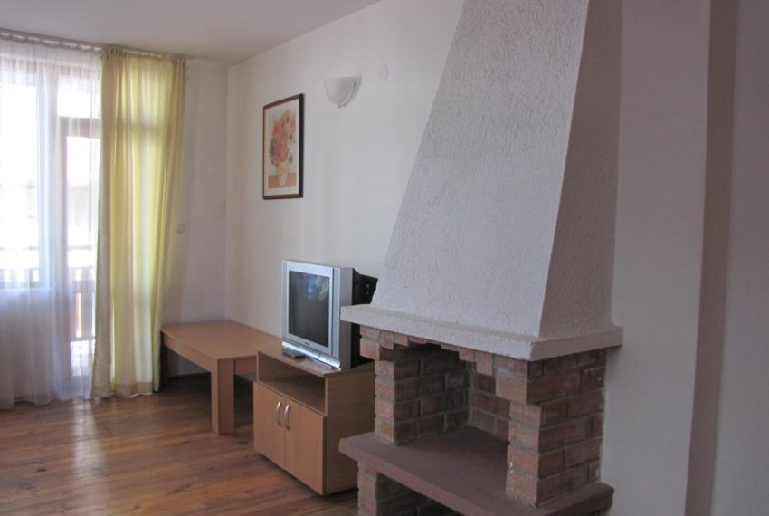 PBA1114 1 bed apartment for sale in Four Leaf Clover Bansko