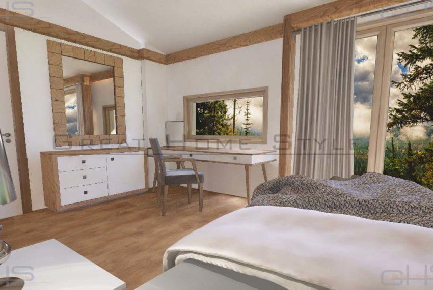 PBH1132 Luxury New Houses for sale in Pirin Golf Area near Bansko