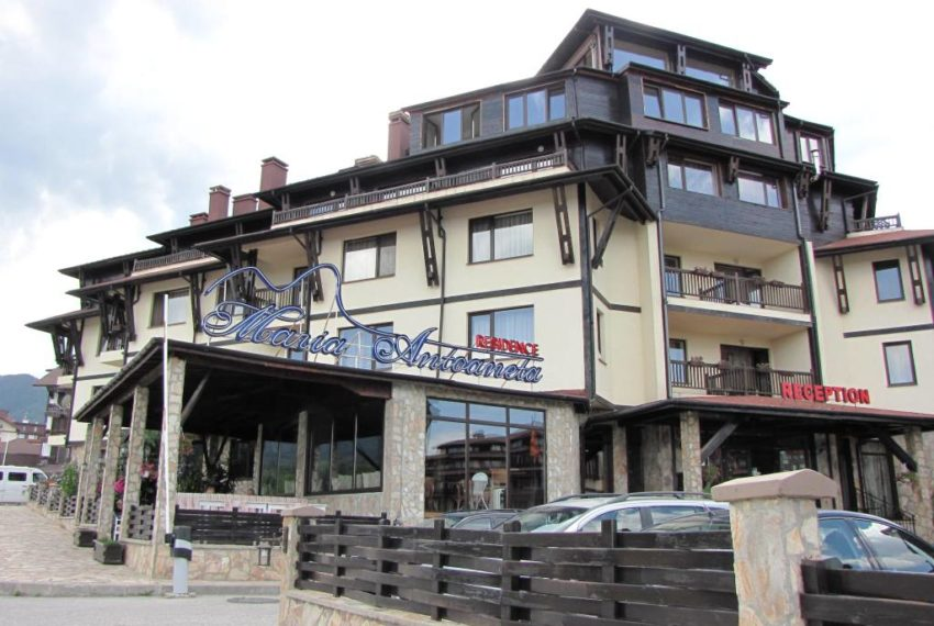PBA1135 Studio for sale in Maria Antoaneta Residence Bansko