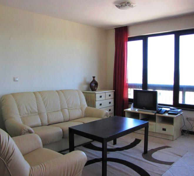 PBA1138 1 bedroom apartment in Pirin Golf & Country Club, Bansko