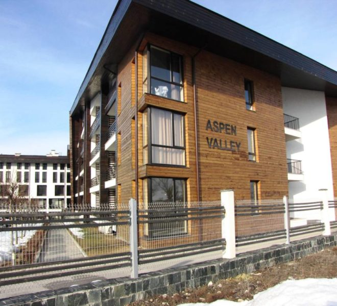 PBA1143 1 bedroom apartment for sale in Aspen Valley near Bansko
