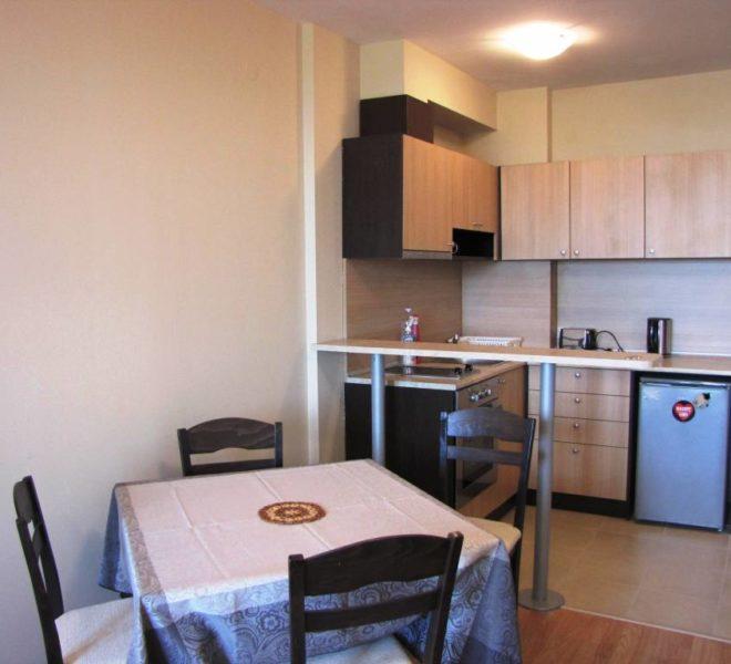 PBA1143 1 bedroom apartment for sale in Aspen Valley near Bansko