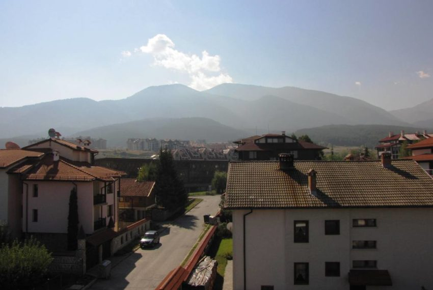 PBA1148 1 bedroom apartment for sale in Winslow Elegance Bansko