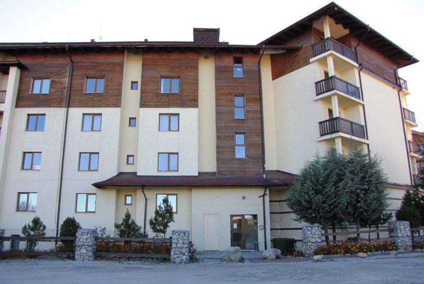 PBA1155 2 bedroom 2 bathroom apartment for sale in Prespa Bansko