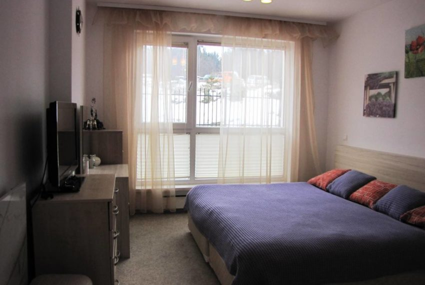 PBA1166 1 bedroom apartment for sale in St George Palace, Bansko