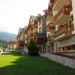 3 bed 3 bath apartment in St John Park Bansko