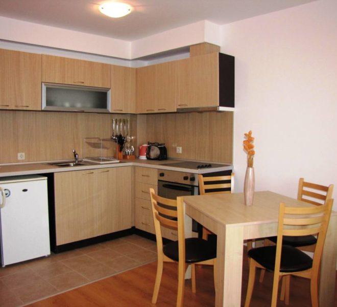 PBA1195 1 bedroom apartment for sale in Aspen Golf near Bansko