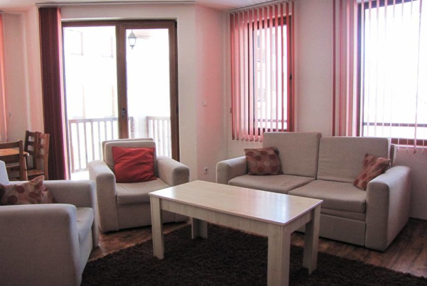 2 bedroom apartment for sale in Mountain Dream Bansko