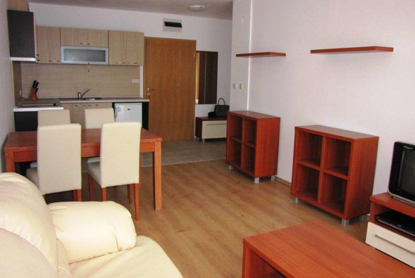 PBA1215 1 bedroom apartment for sale in Aspen Golf near Bansko