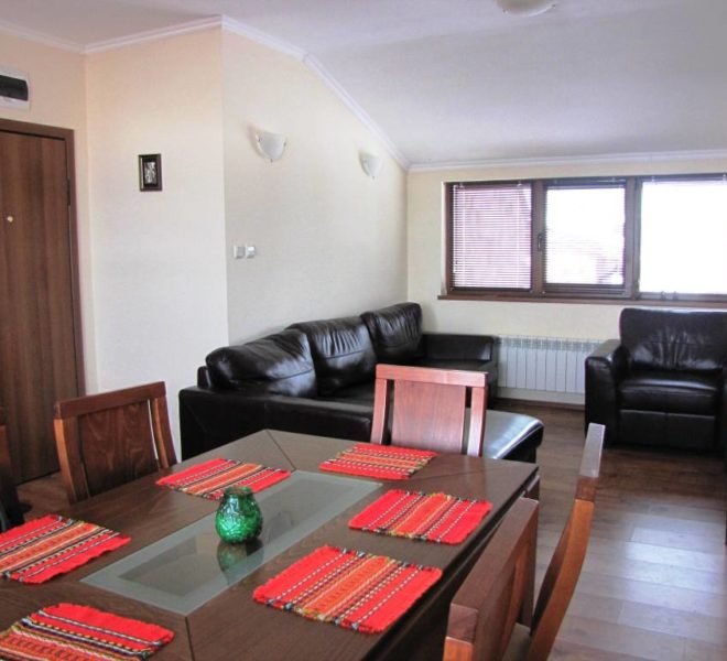 PBA1216 2 bedroom apartment for sale in Sapphire Residence, Bansko