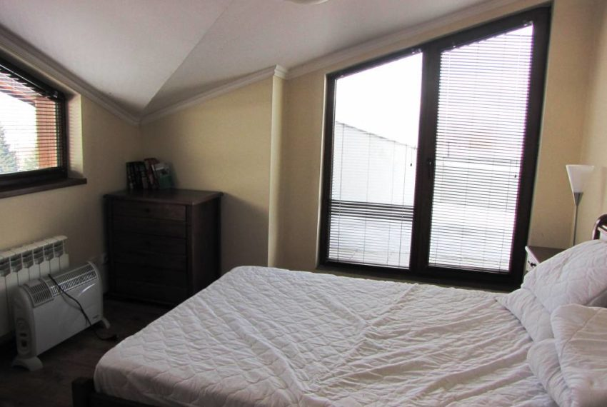 PBA1216 2 bedroom apartment for sale in Sapphire Residence, Bansko