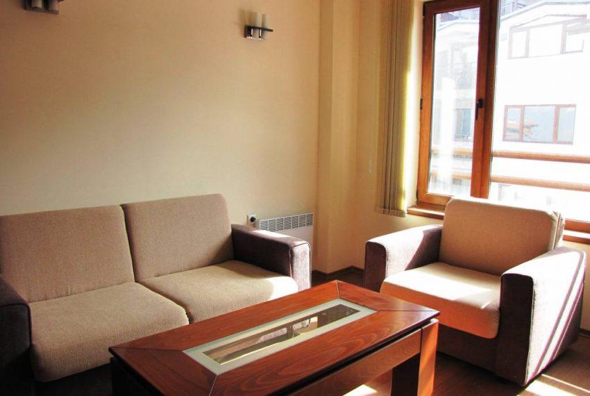 PBA1232 1 bedroom apartment for sale in Cedar Lodge 1, Bansko