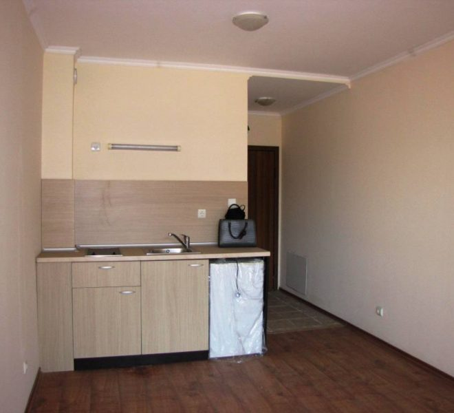PBA1234 studio for sale in Sapphire Residence, Bansko