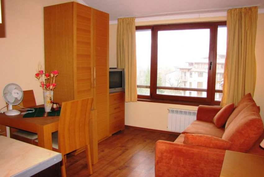 PBA1242 studio for sale in Sapphire Residence, Bansko