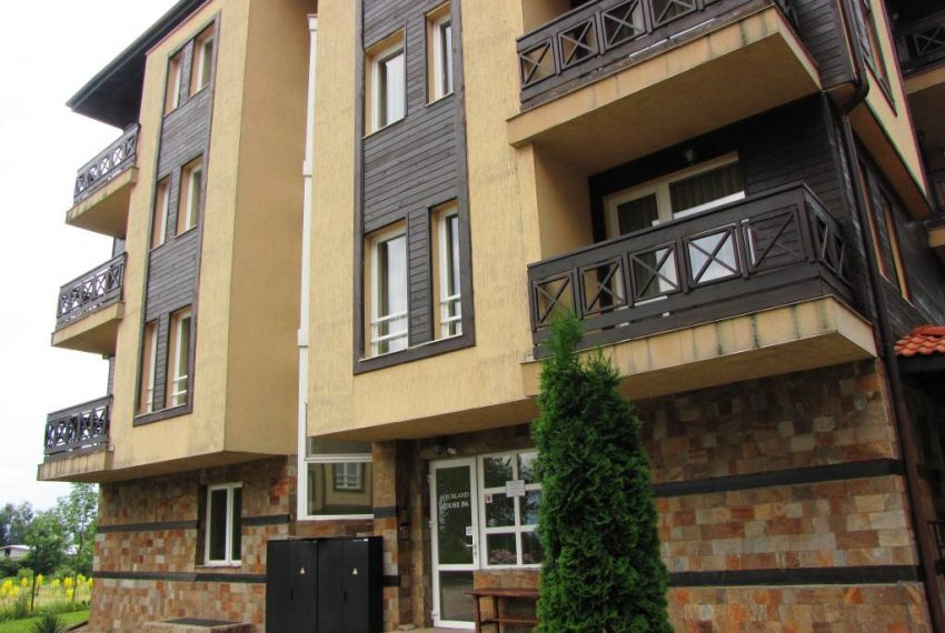 2 bedroom apartment for sale in Bojurland, Bansko
