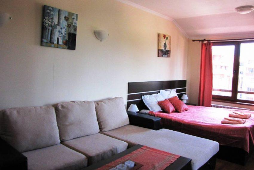PBA1247 studio for sale in Sapphire Residence Bansko