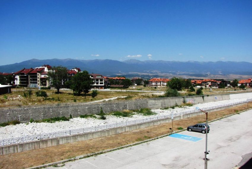 PBA1255 studio apartment for sale in Vihren Palace, Bansko