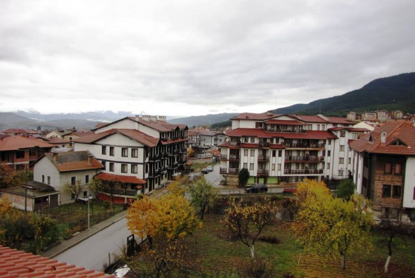 PBA1260 2 bedroom apartment for sale in Knights Lodge, Bansko