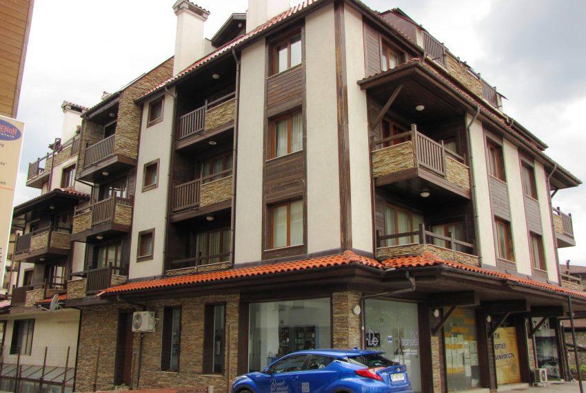 PBA1266 studio apartment for sale in VIP City, Bansko