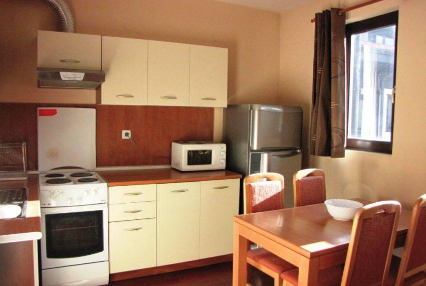 PBA1263 1 bedroom apartment for sale in Chalet Montagne, Bansko
