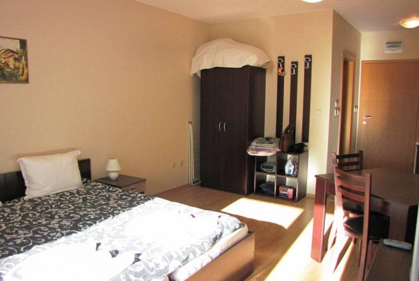 PBA1262 Studio apartment for sale in Aspen Suites near Bansko