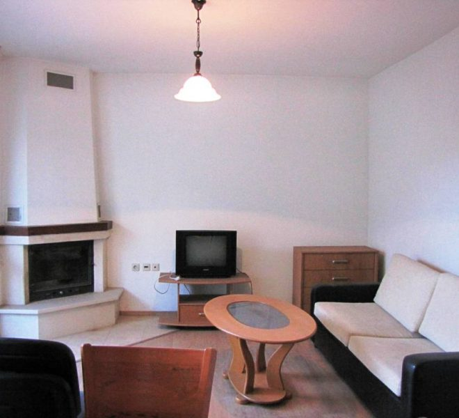 PBA1266 studio apartment for sale in VIP City, Bansko