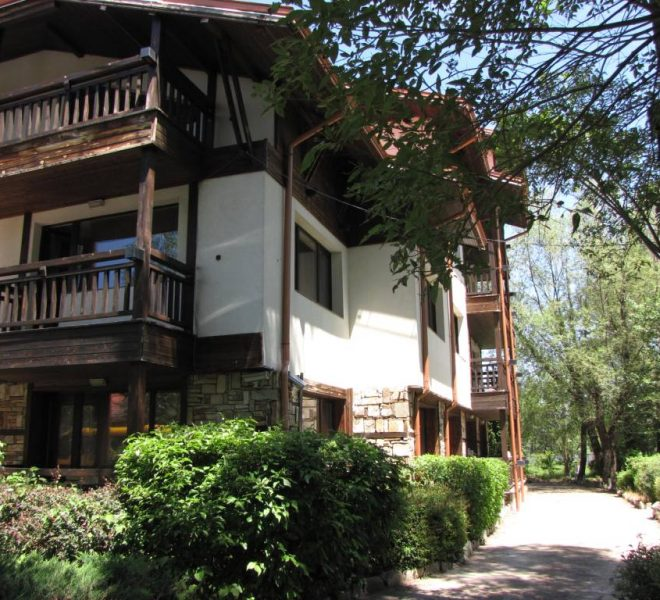 PBA1268 1 bedroom apartment for sale in Hotel Alexander near Bansko