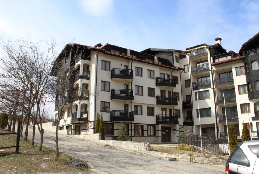 PBA1284 1 bedroom apartment for sale in All Seasons Club Bansko