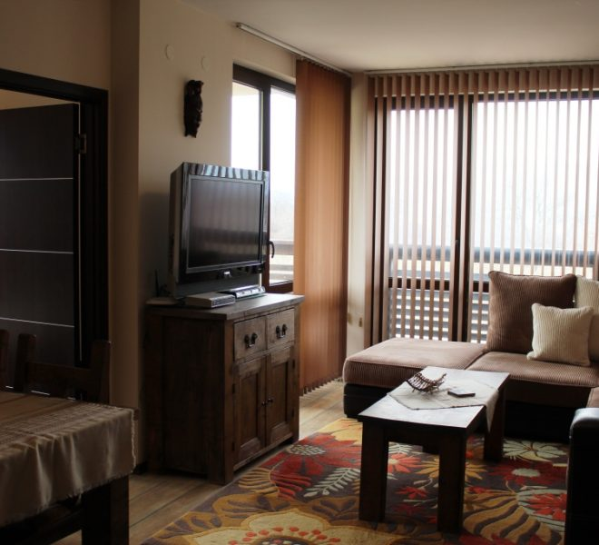 PBA1283 1 bedroom apartment for sale in Alpine Lodge Bansko