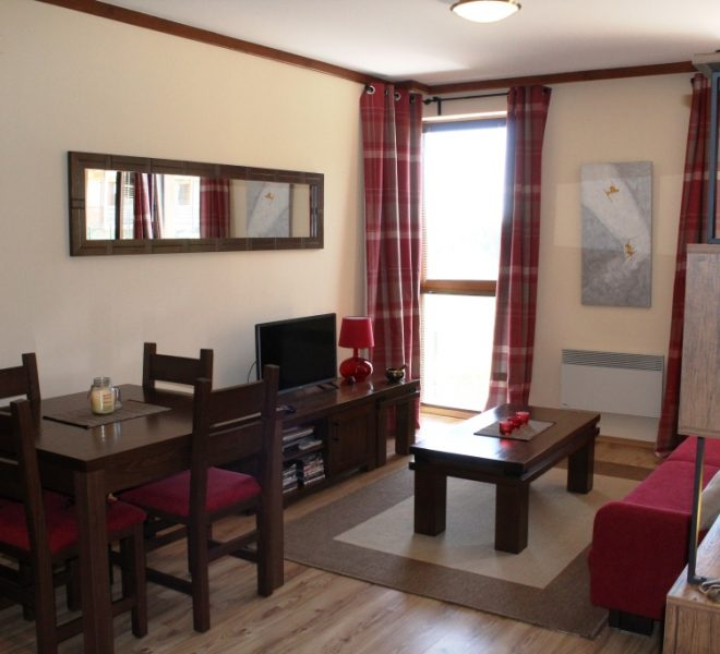PBA1285 1 bedroom apartment for sale in St Ivan Complex, Bansko