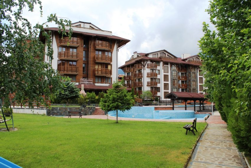 PBA1293 2 bedroom apartment for sale in Belvedere Holiday Club Bansko